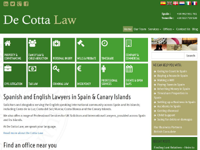De Cotta Law