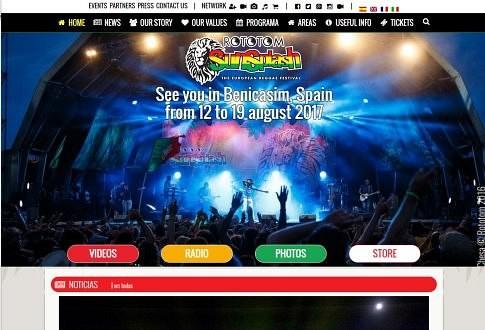 Rototom Sunsplash European Reggae Festival