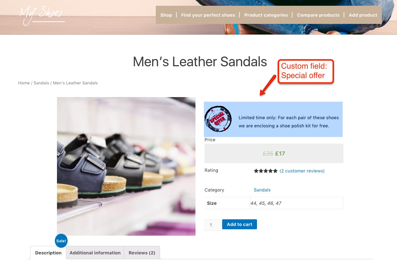 create templates for woocommerce product pages with toolset