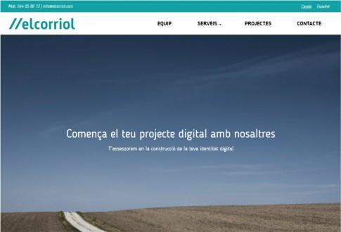 El Corriol – Agéncia de comuniación digital
