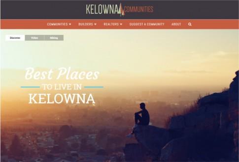 Kelowna Communities