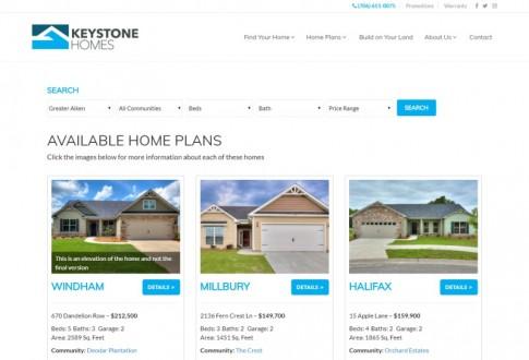Build Keystone
