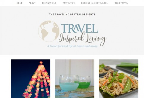Travel Inspired Living
