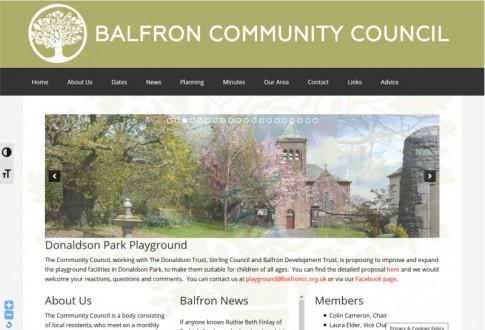 Balfron Community Council