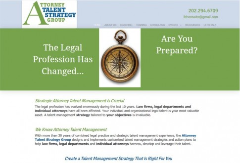 Attorney Talent Strategy Group