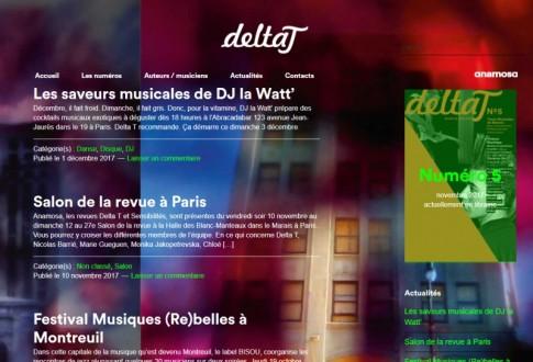 Revue Delta T