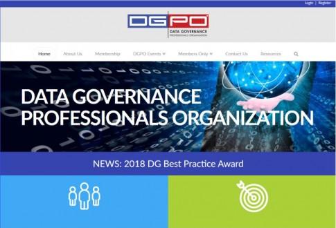 Data Governance Professionals Organization