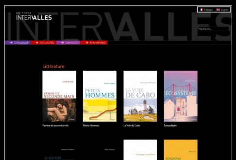Editions Intervalles
