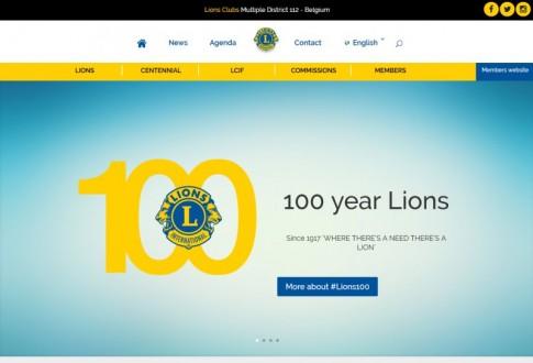 Lions Clubs International Belgium – District 112