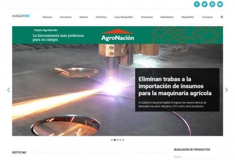 Maquinac – Portal de Maquinarias Agrícolas