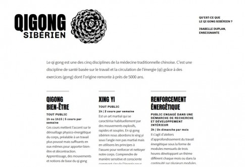 Qi Gong Montreuil
