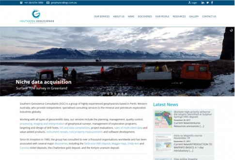 Southern Geoscience Consultants
