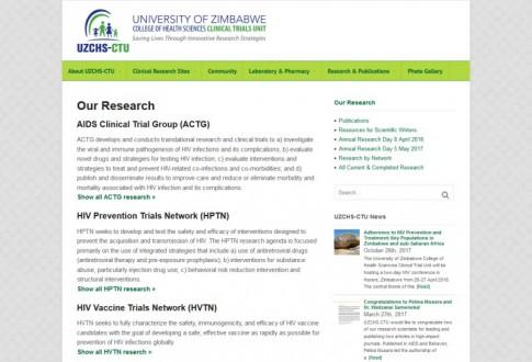 University of Zimbabwe Clinical Trials Unit