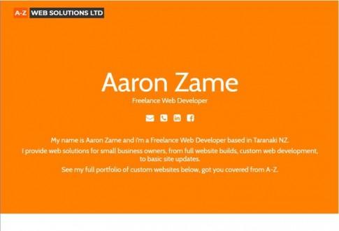 A-Z Web Solutions