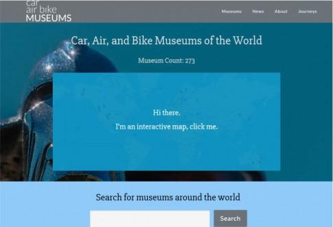 Car Air Bike Museums